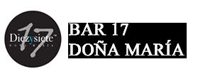 17 Bar Doña María